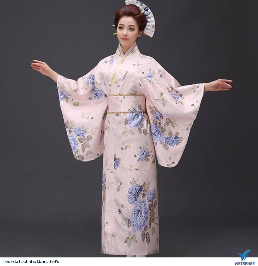 Tìm hiểu về trang phục Kimono - Ảnh 2