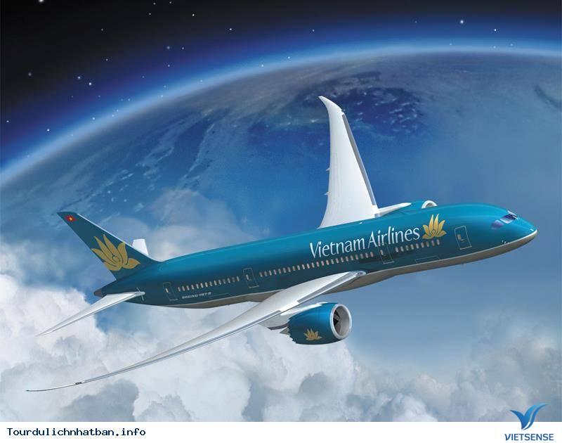 Vé Máy Bay Đi Nhật Bản Của Vietnam Airline