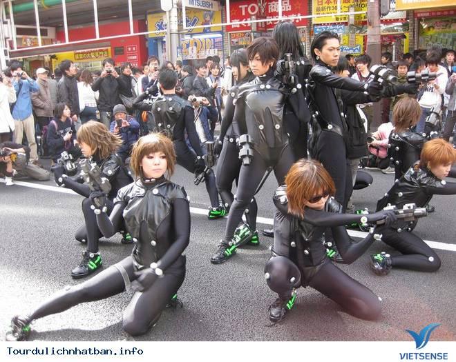 Vùng đất thần tiên cho người hâm mộ anime và manga ở Nhật Bản,vung dat than tien cho nguoi ham mo anime va manga o nhat ban